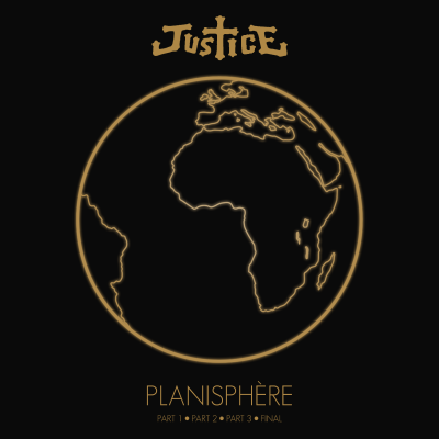 Justice - Planisphere