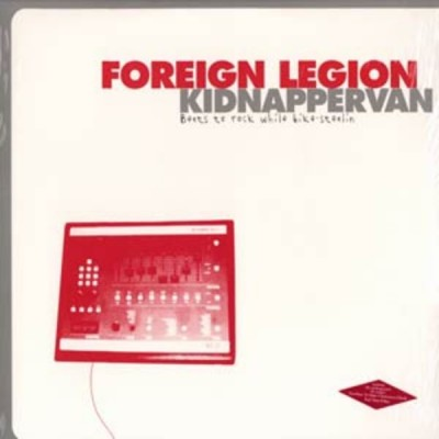 Foreign Legion - Kidnapper Van